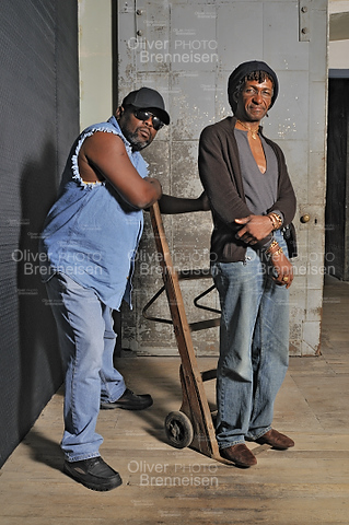 Sly & Robbie, Photo: Oliver Brenneisen