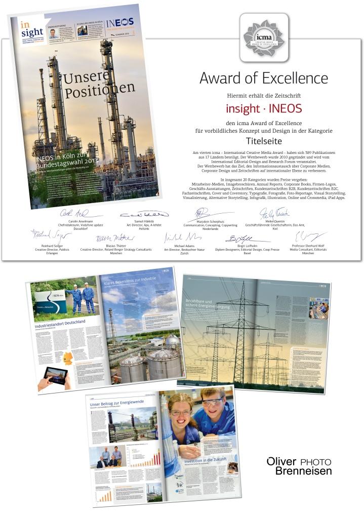 icma Urkunde insight INEOS 2013 Kopie