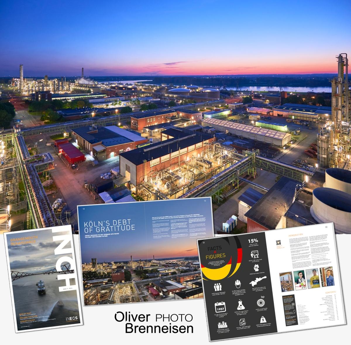 Industrie-Fotografie-Spanien