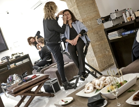 Business Foto Session Styling Makeup